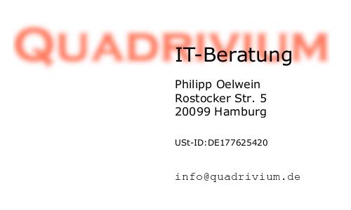 Quadrivium ffffff
